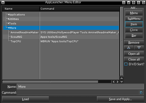 AppLauncher_MenuEditor